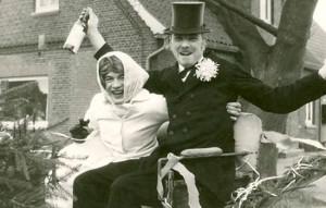 Faslam 1969: Mudder: Klaus Thömen, Vadder: Dieter Meyer