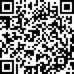 Scanne den Code, um unsere WhatsApp-Nummer abzuspeichern oder tippe auf das Bild, um die Daten als Datei herunterzuladen.